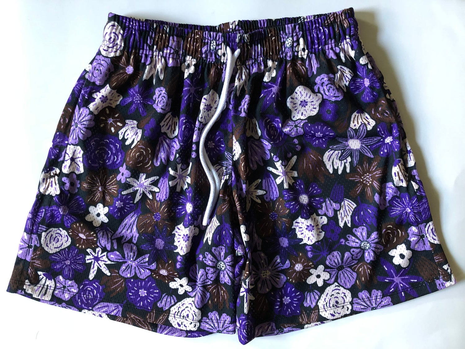 Image of ATR x Yote Floral Shorts