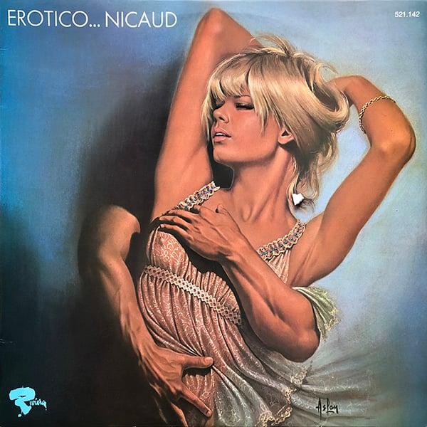 Philippe Nicaud - Erotico ... Nicaud (Riviera - 1971)