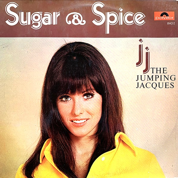 The Jumping Jacques - Sugar & Spice ( Polydor - 1969)