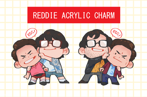 Image of IT Movie & Reddie // Acrylic Charms