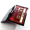 Book On Tape DELUXE Hinged Enamel Pin