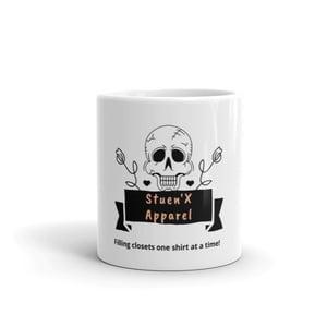 Image of Stuen'X Apparel Logo Mug