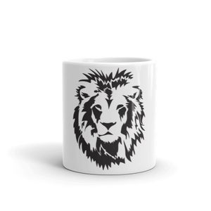 Image of I'm A Lion At Heart Mug