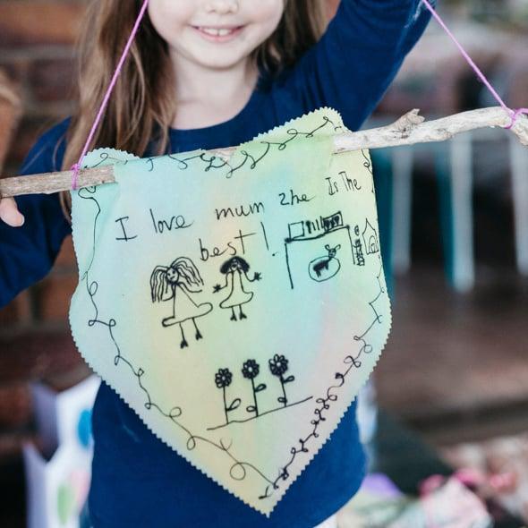 Image of Love Heart Banner Art Pack