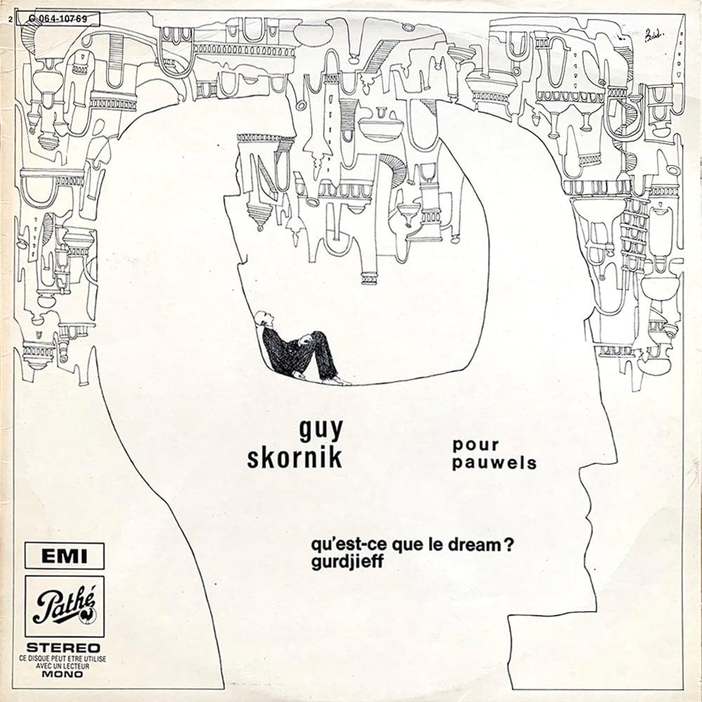 Guy Skornik - Pour Pauwels ( Pathé - 1971)