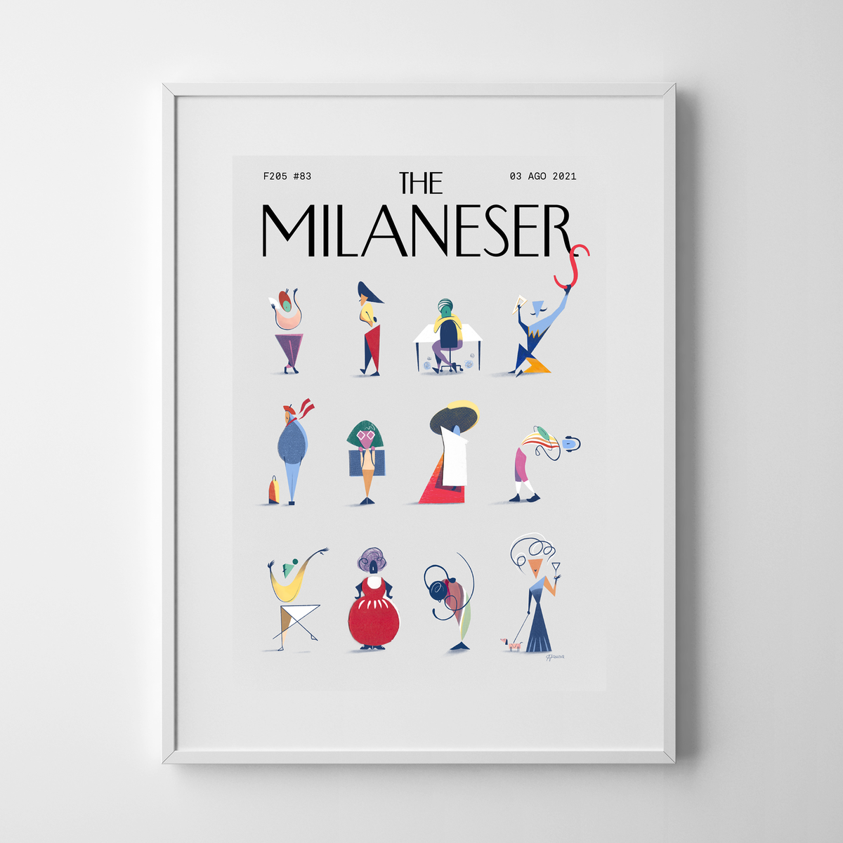 Image of The Milaneser #83