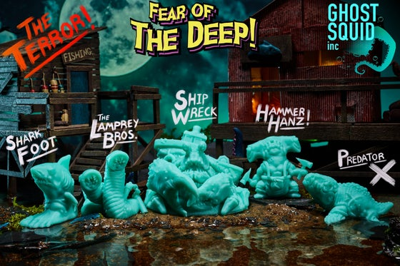 Image of Fear of the Deep - Series 2