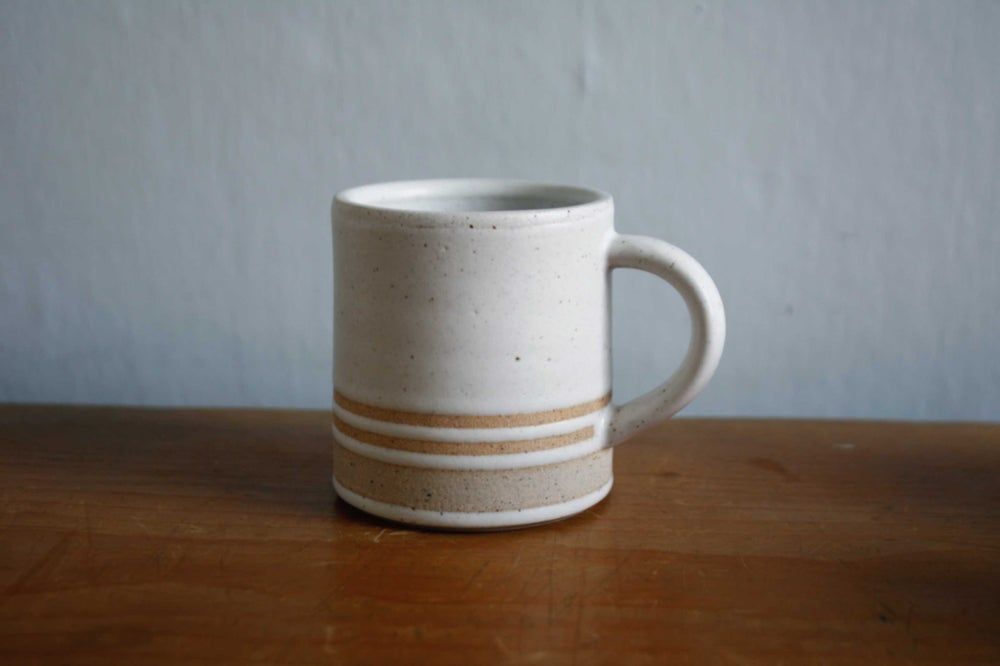 Image of OLD LINEN espresso cup