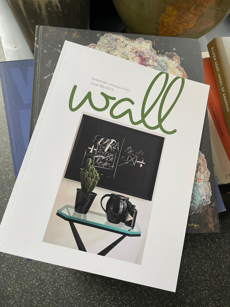 Image of wall magazine issue 01/2021
