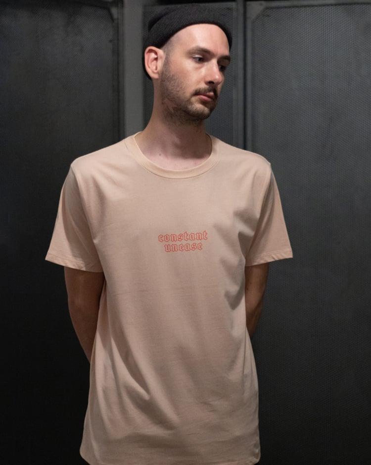 'It Gets Worse...' T-Shirt Misty Pink