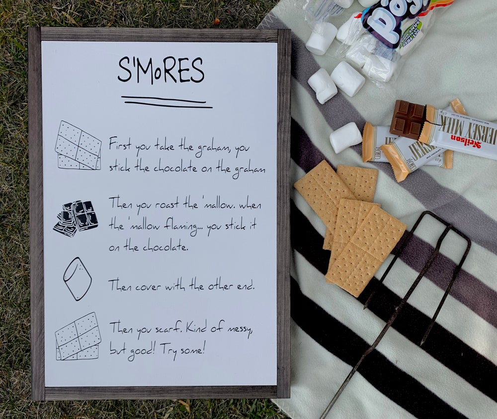 Image of S'mores
