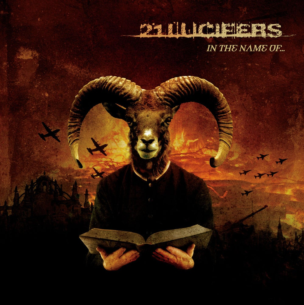"""21 LUCIFERS """"In The Name Of..."""" CD"""