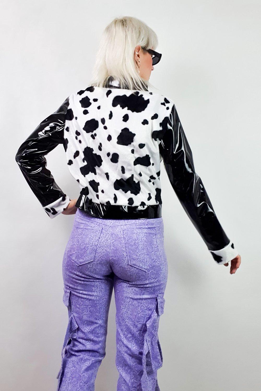 Image of Cow light jacket