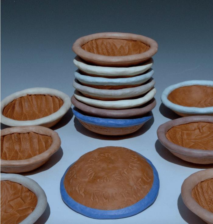 Image of Shmita Cycle Ritual Counting Bowls
