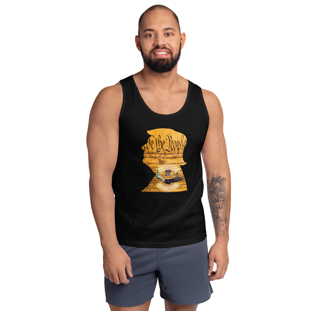 Image of FREEDOM FOREVER TANK TOP