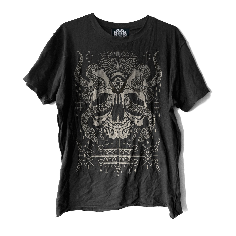Image of Conjoined Snake Veve Shirt