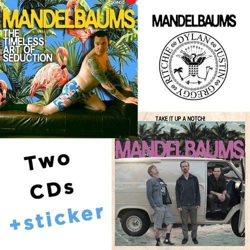 Image of The Mandelbaums - Double Feature Cd bundle