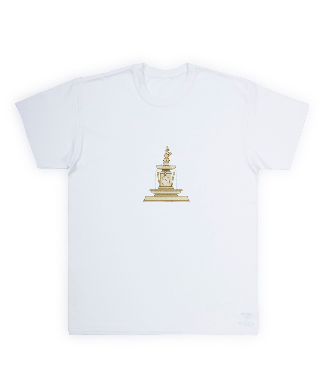 Image of STATUE T-SHIRT