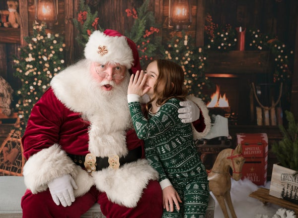 Image of 2021 Santa Mini Sessions!