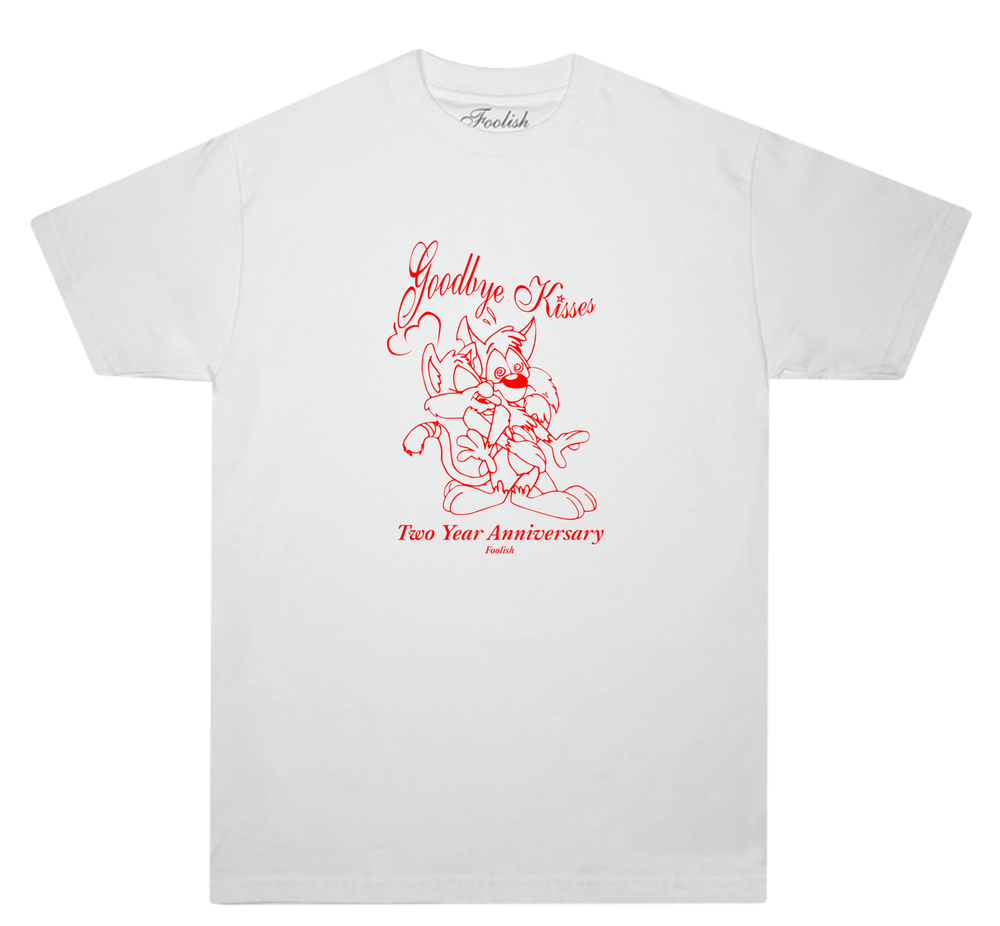 Image of Two Year Anniversary Tee