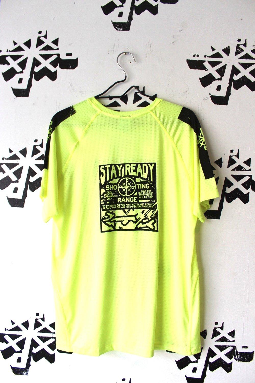 stay ready soccer shirt