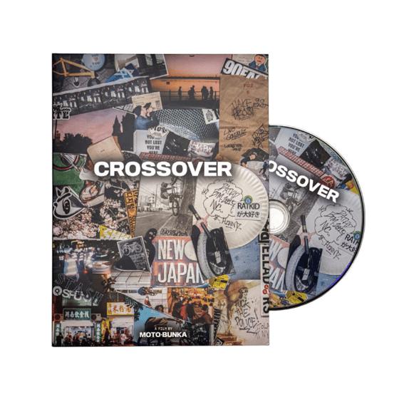 Image of Moto-Bunka Crossover DVD