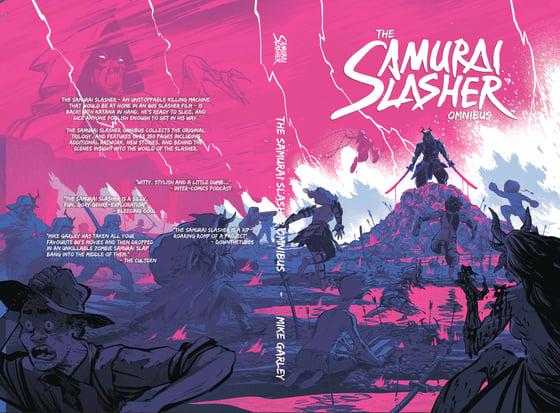 Image of The Samurai Slasher Omnibus (Preorder)