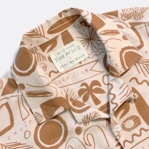 Image of Far Afield x Atelier Bingo Shirt