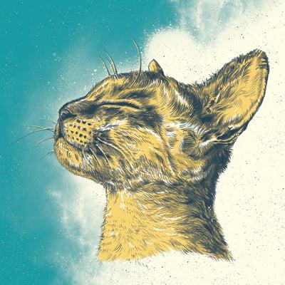 Image of Happy Cat