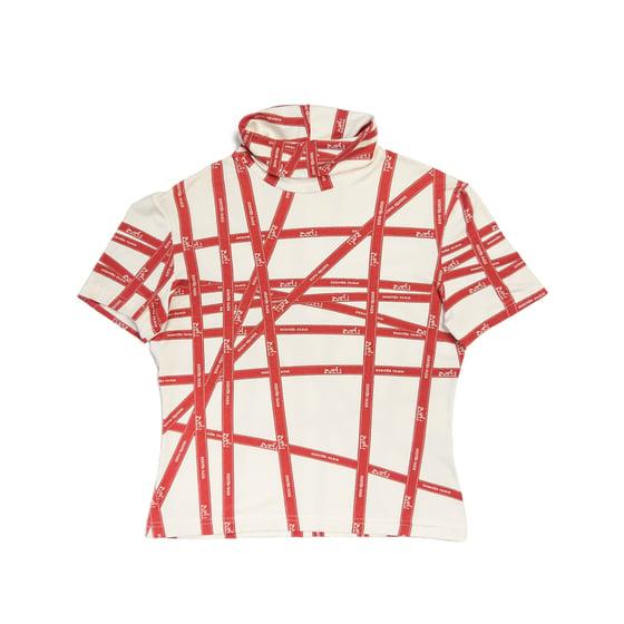 Image of Hermes Bolduc Ribbon T shirt