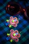 Mini Earrings - Edition Pearl - Néon - Just Start Wow
