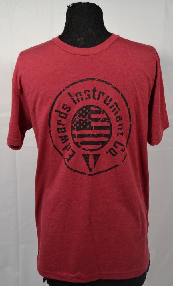 Image of Edwards Flag Circle Shirt