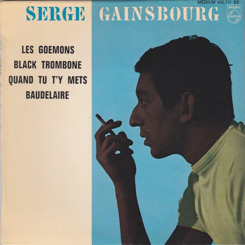 Serge Gainsbourg - Les Goémons (Philips - 1962)
