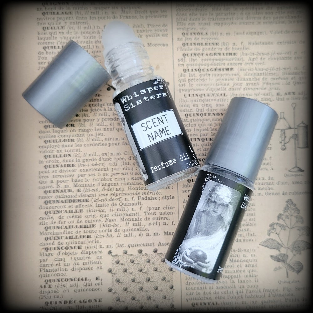 Image of Perfume Oil 5 ml Roll-On M-Z
