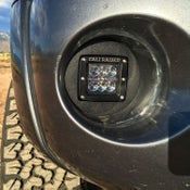 Image of Cali Raised LED Fog Light Pod Replacement Kit for 2ND GEN (2005-2011) Toyota Tacoma