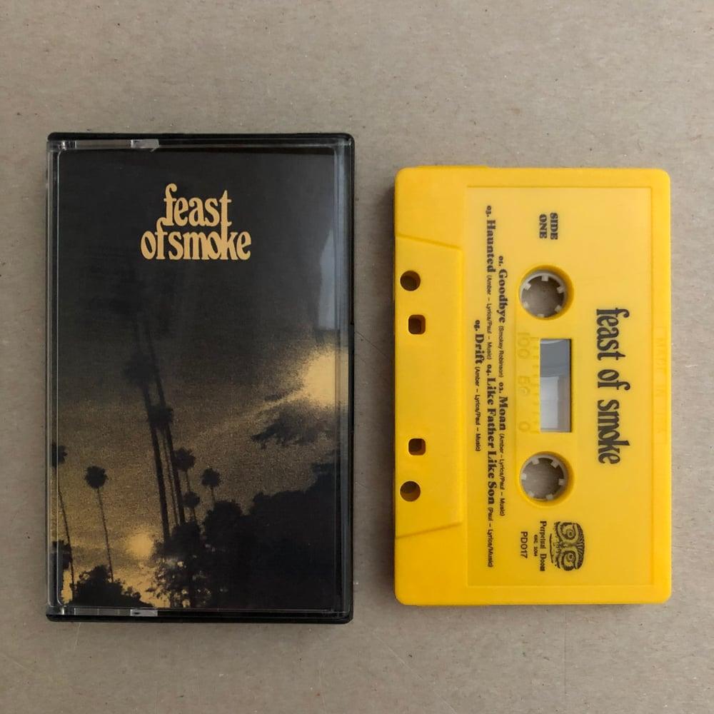 """""""Feast of Smoke"""" Cassette by Feast of Smoke (Preorder)"""