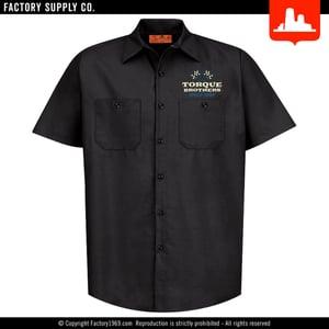 Torque Brothers TB054 - '34 hot rod - work shirt
