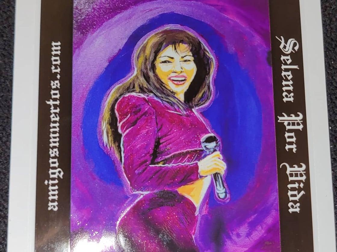 Image of Selena Por Vida!