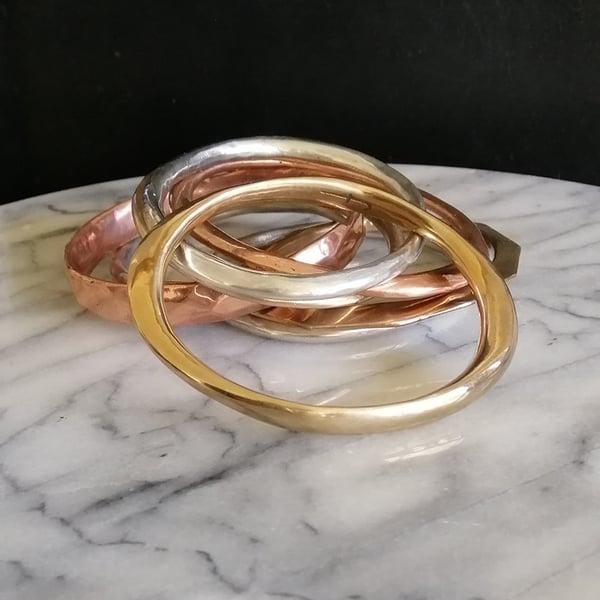 Image of Bronze bangle