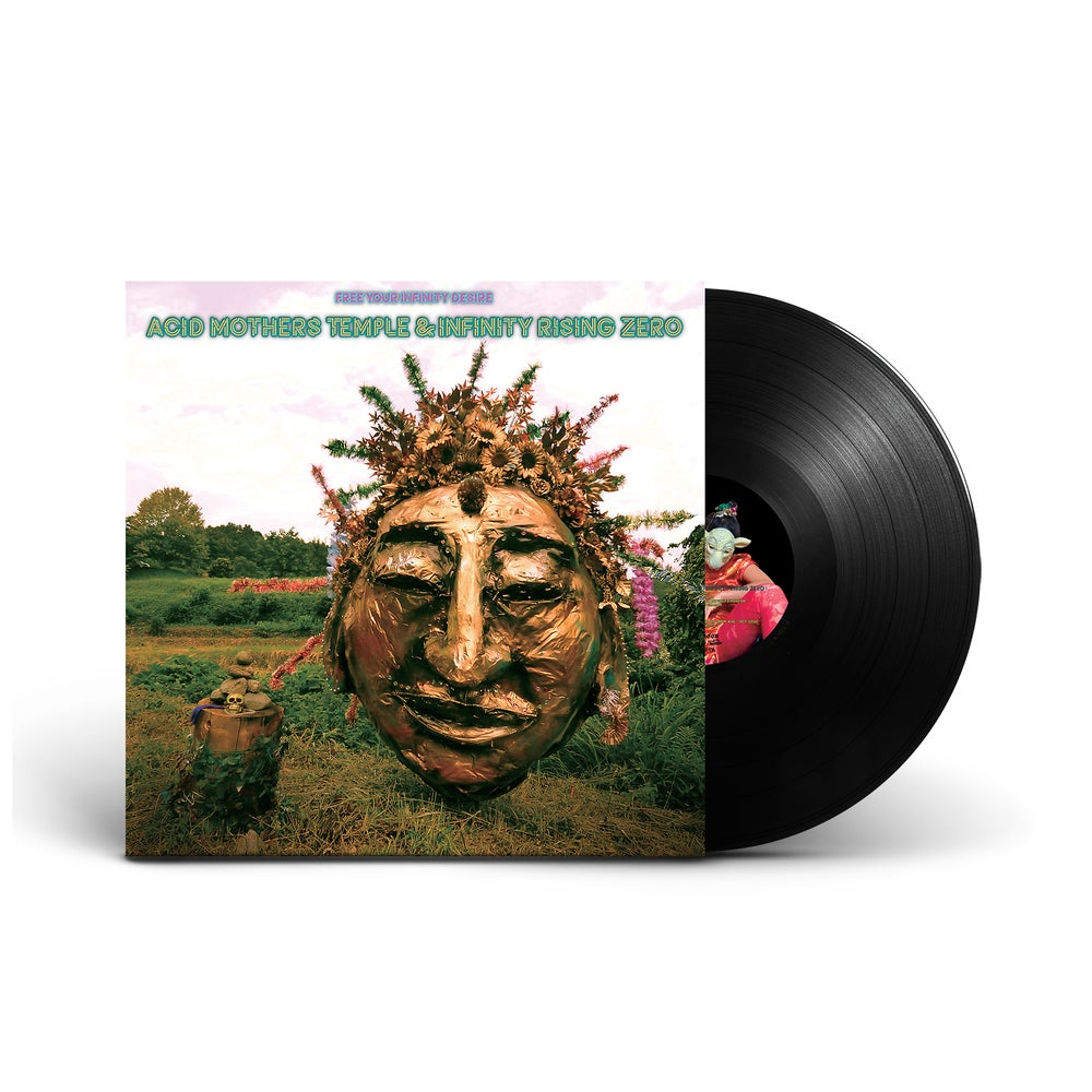 ACID MOTHERS TEMPLE & INFINITY RISING ZERO / PERHAPS 'In Search Of Highs Vol 4' Vinyl LP