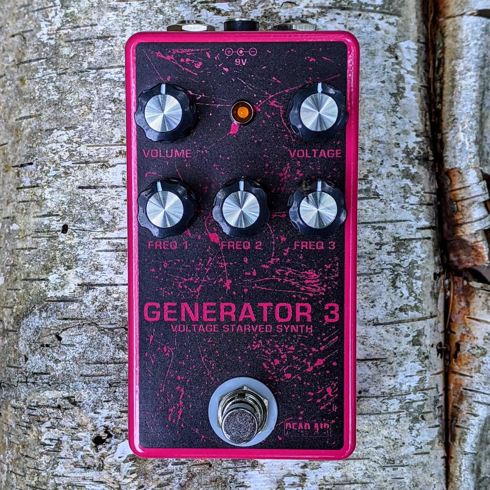 Image of GENERATOR 3