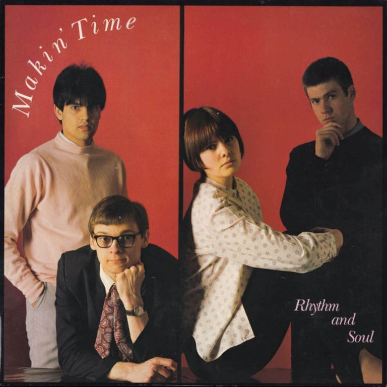 Image of Makin' Time - Rhythm & Soul (Softpack CD)