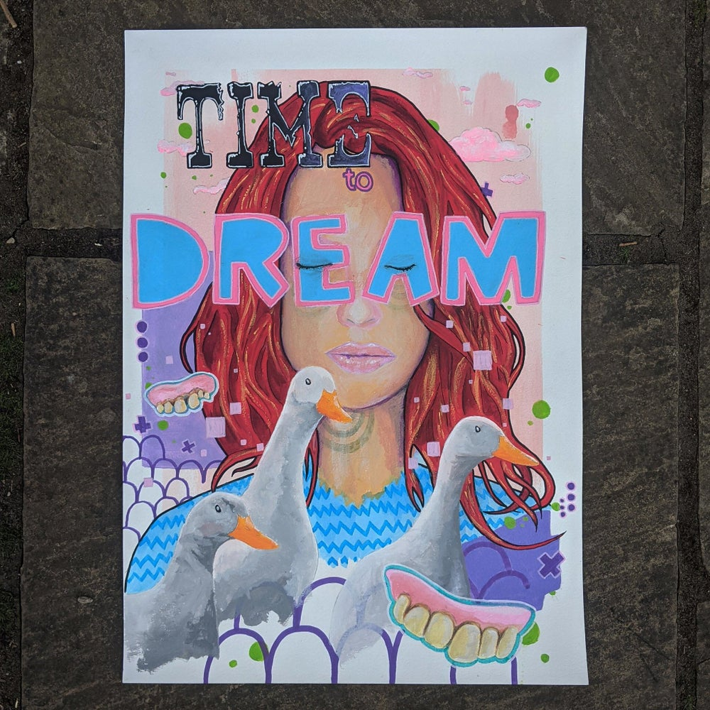 Image of Time to dream