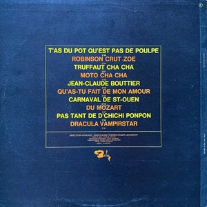 Jean Constantin - Le Poulpe (Barclay - 1970)