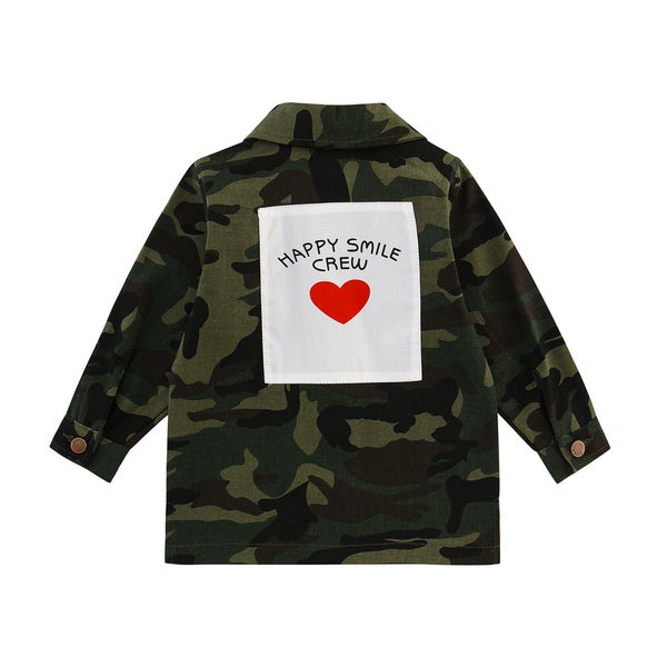 "Image of Happy "" Camo"" Jacket"