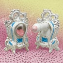 Image 2 of Rococo Gloryhole Bookends with 22kt Gold (Pair)