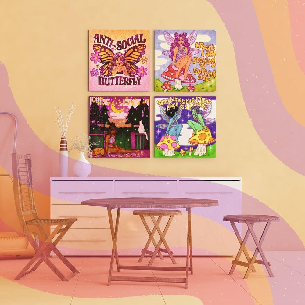 Image of PULP ART PRINTS