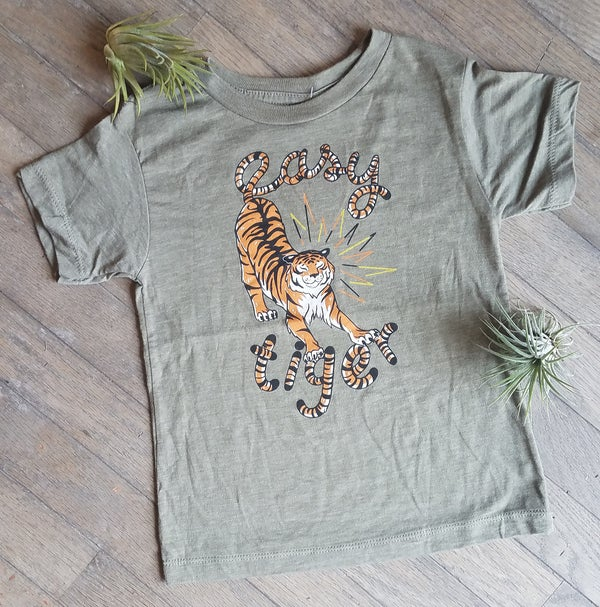 Image of Easy Tiger Toddler Tee