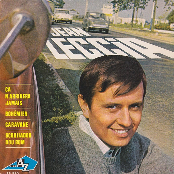 Jean Leccia - Ca N'Arrivera Jamais (Disc'Az - 1965)