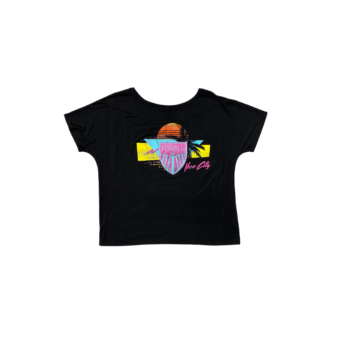 Image of Women's Vice City Slouchy Tee